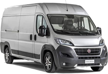 Bus towarowy Fiat Ducato | Wypożyczalnia Alpin