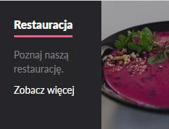Restauracja w Szczyrku